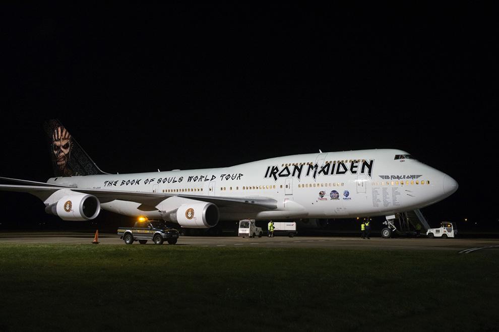 Iron Maiden - The Greediness