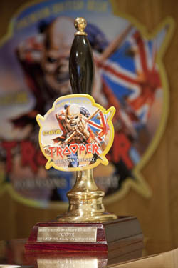 Brew 102 Beer History http://www.ironmaiden.com/trooper-beer-launched.html