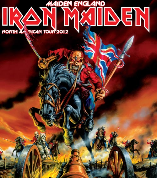 Maiden on the Charge