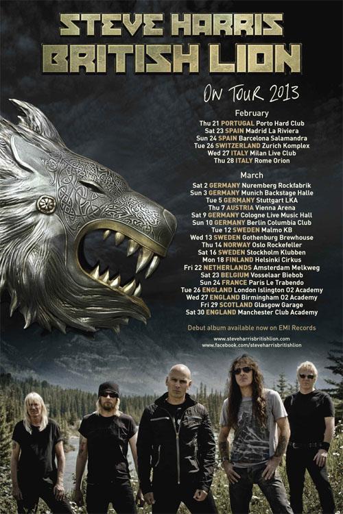 STEVE HARRIS - British Lion - Página 11 Steve_poster_500
