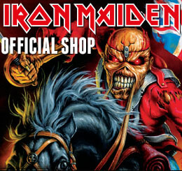 Official Iron Maiden Shop