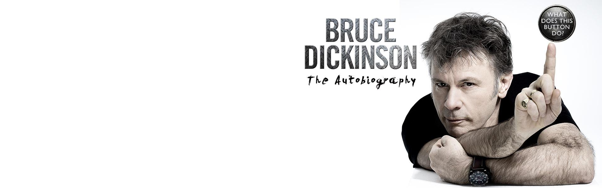 Bruce's Book Tour 2018
