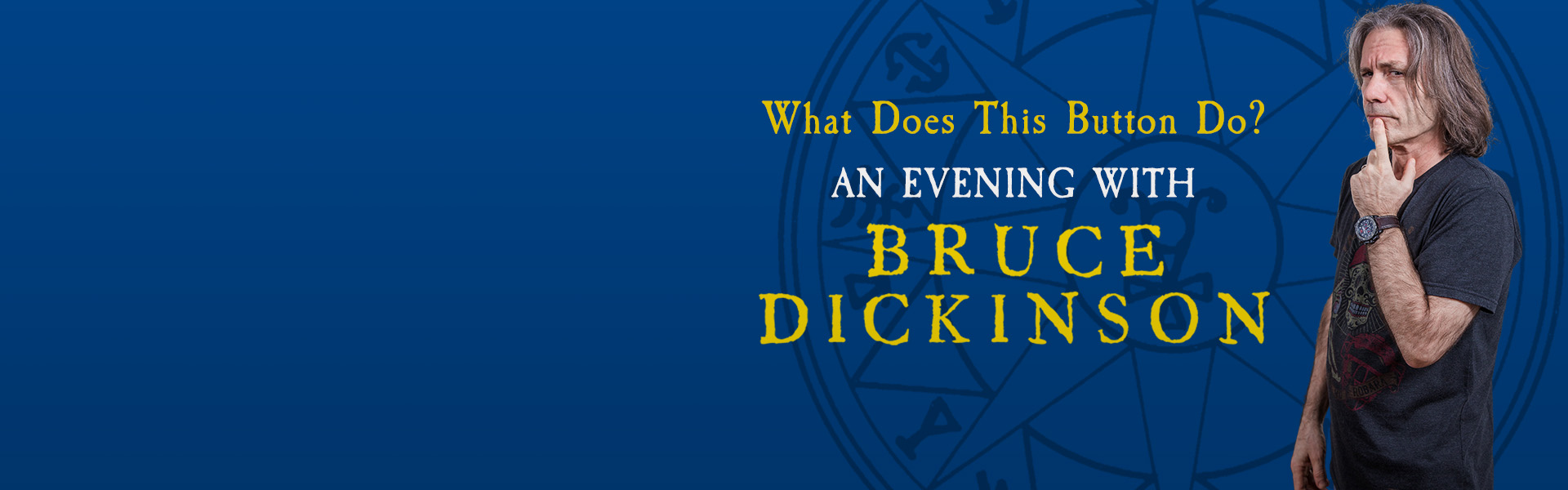 An Evening with Bruce