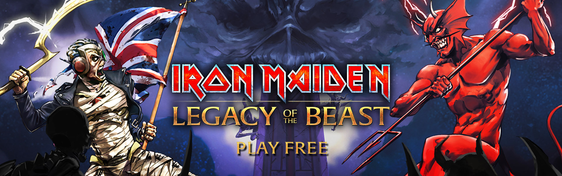 Legacy Of The Beast - Play Now!