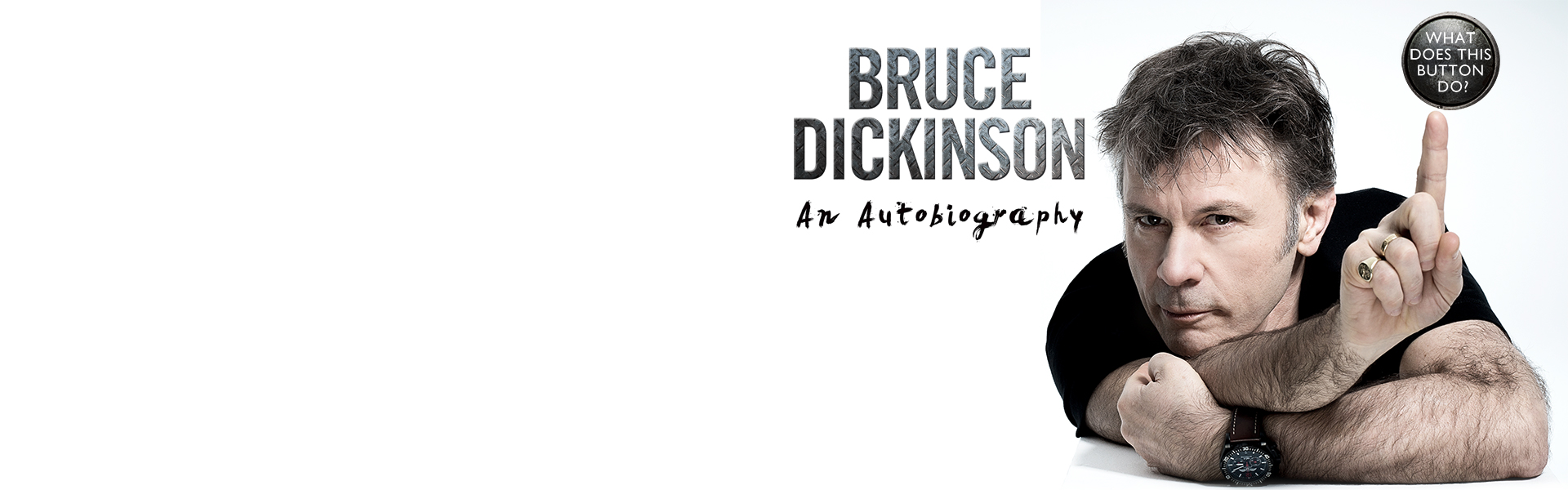 Bruce's UK Book Tour