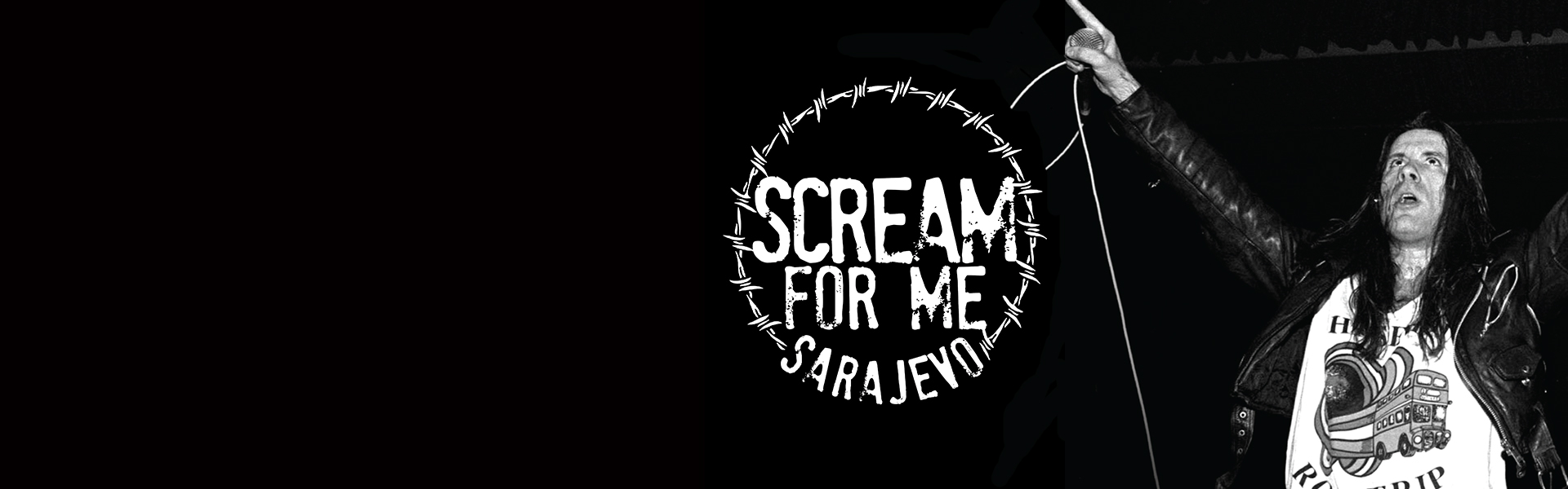 Scream For Me Sarajevo - Theatrical Release