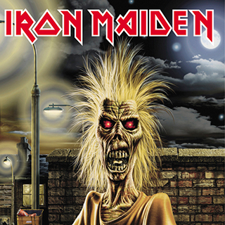 Iron Maiden Studio Albums