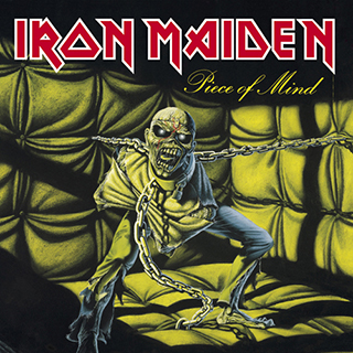 Iron Maiden - Studio Albums