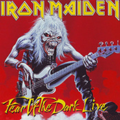 Singles and Live Albums - Iron Maiden