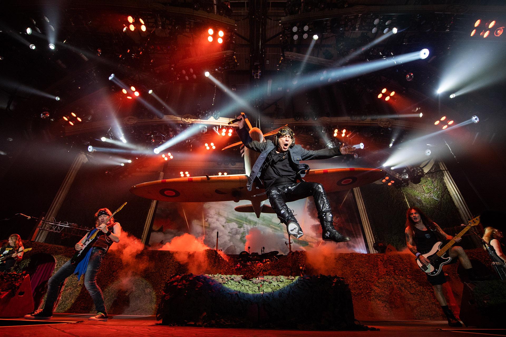 Iron Maiden Through The Years