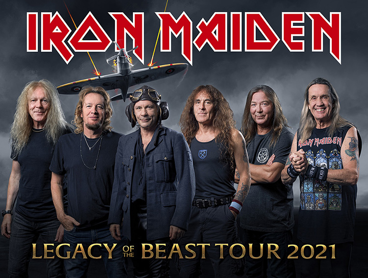 Legacy Of The Beast Touring Update 2020 21