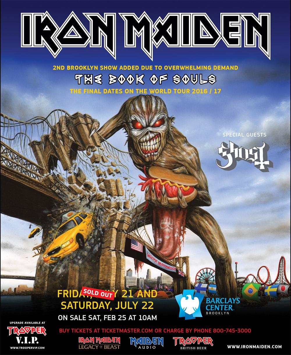 Heavy Metal Tours Europe