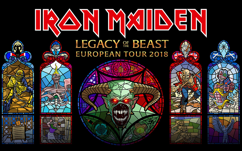 Iron Maiden World Tour