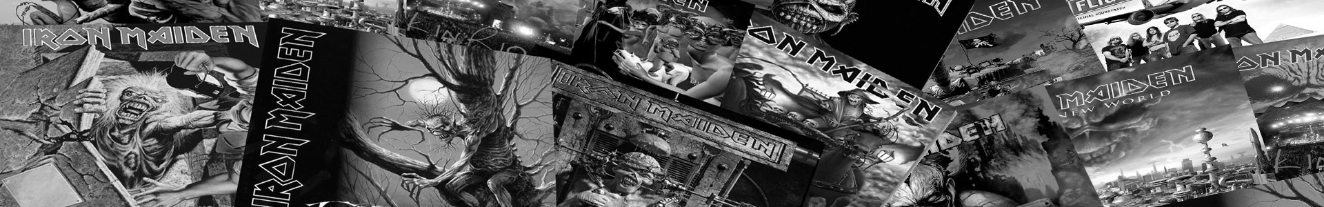 Iron Maiden announce next series of album vinyl reissues