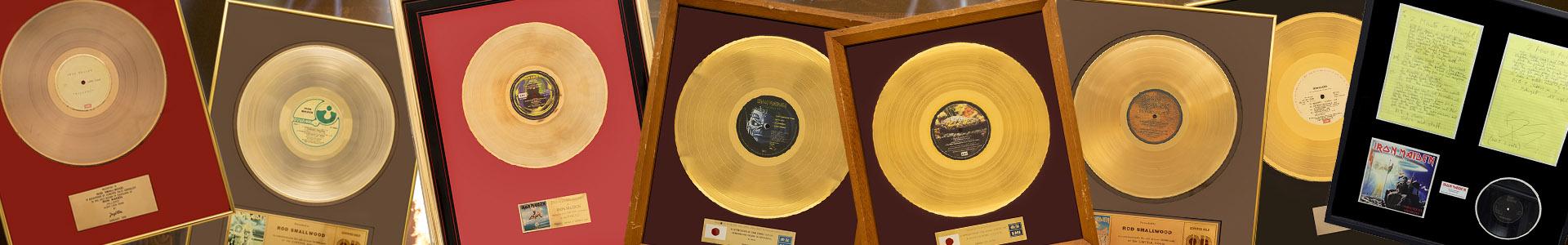 Rod's Charity Auction: Part Two - Discs, Desks & Merch!