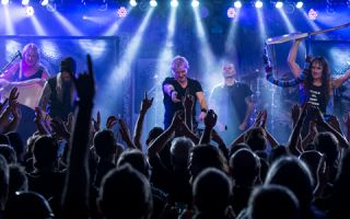 British Lion Announce 2022 European Tour Dates Plus A Brand New Video For 'Bible Black'