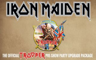 The Official TROOPER Pre-Party Upgrade Package