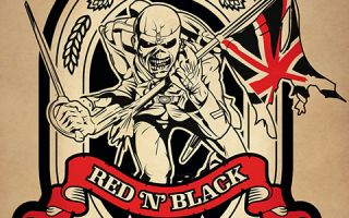 New Beer: TROOPER RED 'N' BLACK