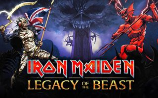 IRON MAIDEN: LEGACY OF THE BEAST LAUNCHES TODAY