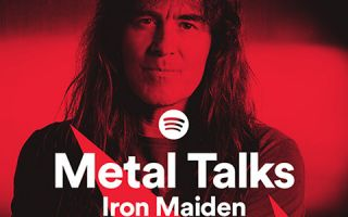 Spotify Metal Talks - Steve Harris