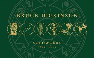 BRUCE DICKINSON – SOLOWORKS : THE VINYL COLLECTION