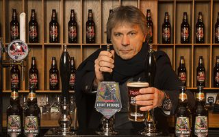 ROBINSONS, IRON MAIDEN and HELP FOR HEROES join forces to launch LIGHT BRIGADE BEER in the UK