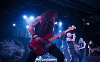 Steve hits Canada, South America & Japan with British Lion!