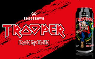 Trooper Brasil IPA Announced