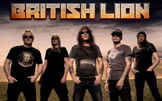 BRITISH LION ANNOUNCE NEW ALBUM & US TOUR DATES FOR 2020