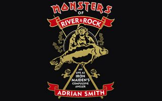 Adrian's book 'Monsters Of River & Rock' coming September