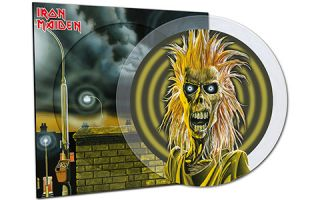 Special Limited Edition release of Maiden's debut album to celebrate National Album Day