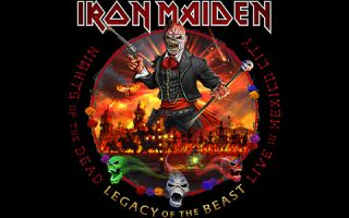 Iron Maiden Live Album Coming November 20th