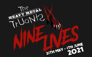 HEAVY METAL TRUANTS IX: NINE LIVES IS GO!