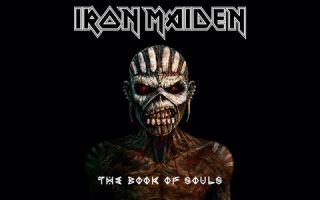 NEW IRON MAIDEN STUDIO ALBUM THE BOOK OF SOULS