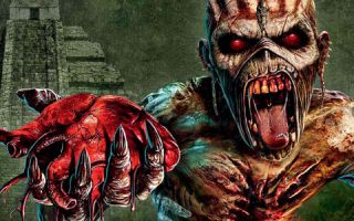 IRON MAIDEN ANNOUNCE CANADA DATES IN APRIL ON THE BOOK OF SOULS TOUR