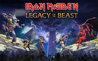 IRON MAIDEN, ROADHOUSE INTERACTIVE, AND 50CC GAMES ANNOUNCE MOBILE RPG 'LEGACY OF THE BEAST'