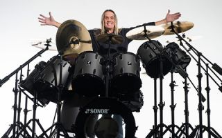 SONOR welcomes IRON MAIDEN's Nicko McBrain back to their family of artists!