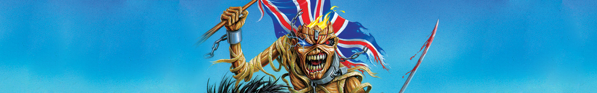 Maiden England Tour - 2014